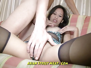 Bobbing Anal Asian Slapper At hand X-rated Leopard Skin